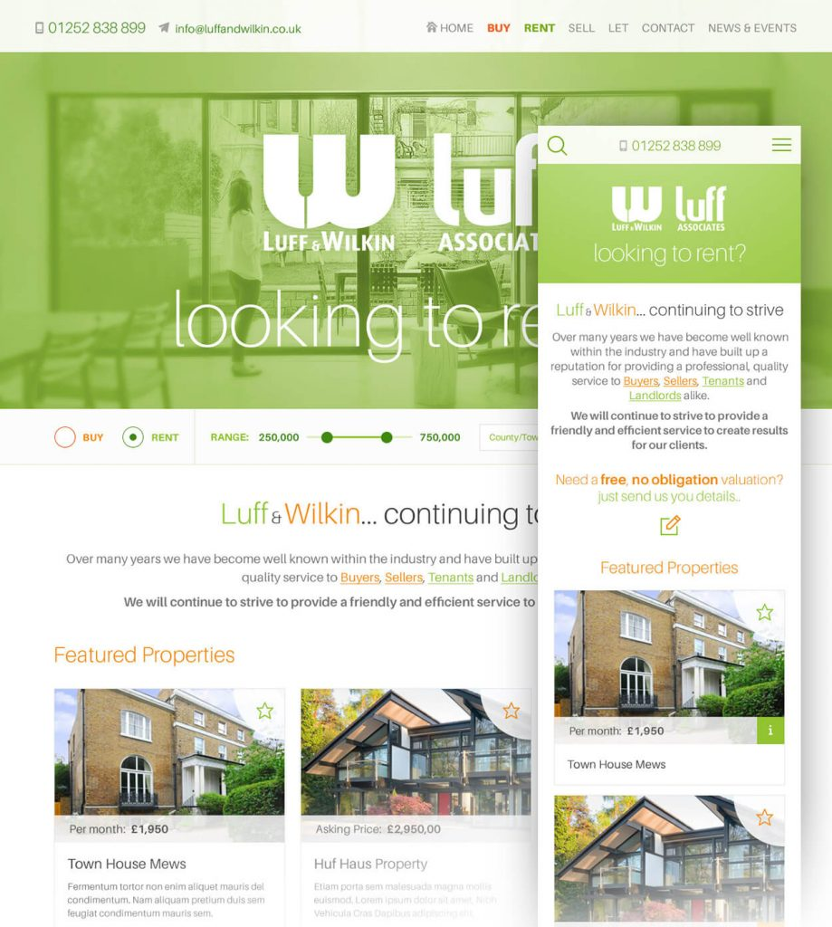 Luff and Wilkin Estate Agents