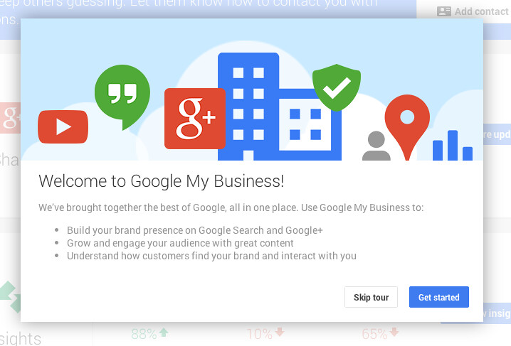Google My Business for letting agents